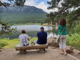 Lily Lake, Estes Park, Colorado