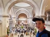 במוזיאון המטרופוליטן בניו יורק