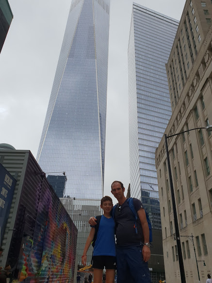 מגדל אחת בגראונד זירו ניו יורק