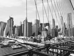 מנהטן מטיילת גשר ברוקלין