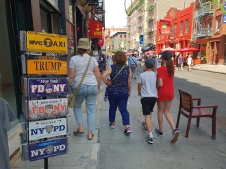 איטליה הקטנה בניו יורק