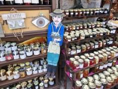 חנות המזכרות של קוסטה עיירה טסגרדה,
