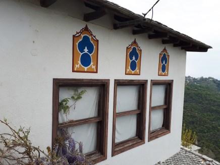 בכפר מקרניצה (Makrenitsa) במערב חצי האי פיליון