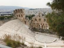טיול משפחתי באתונה