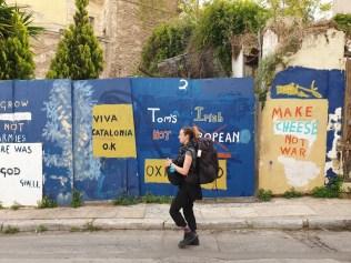 רובע הפלאקה באתונה