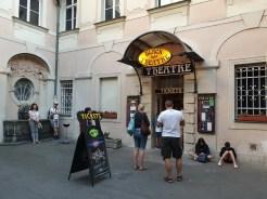 התיאטרון השחור בפראג