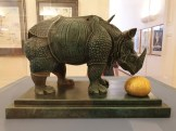 סלבדור דאלי במוזיאון מוכה בפראג