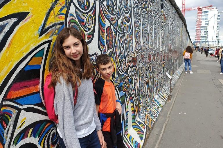 ברלין עם המתבגרים?