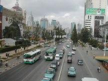 העיר קונמינג בחבל יונאן