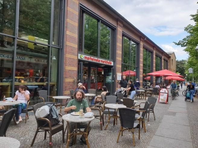 שוק האוכל Markethalle Neun ברובע קרויצברג בברלין