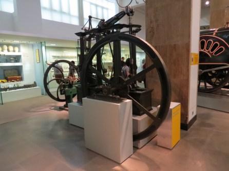מכונת הטווה הממונעת