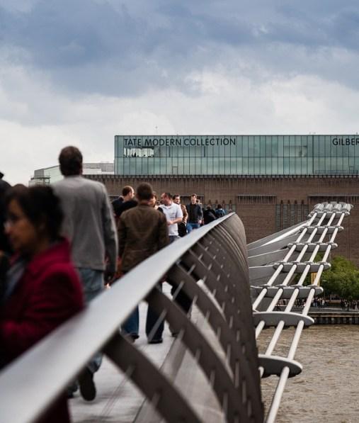 מוזיאון טייט מודרן (Tate Modern)