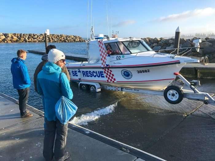 Seamanship Course at SA Sea Rescue Squadron