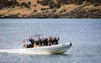 Kangaroo Island Ocean Safari Boat, South Australia