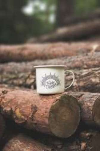 Happy Campers Mug #happycampers #camping #lovecamping #loveoutdoors