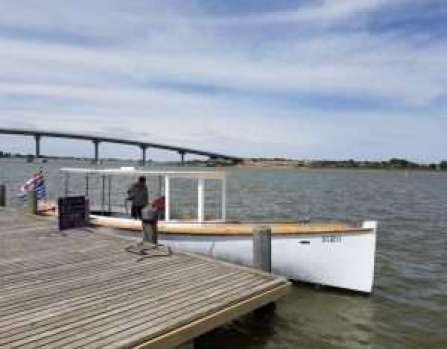 MV Maranui River Cruise, Goolwa