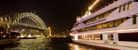 Captain Cook Cruises New Year's Eve Sydney Harbour