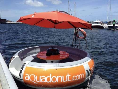 Aqua Donut Melbourne Docklands