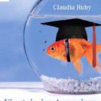 Einstein im Aquarium von Claudia Ruby