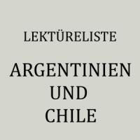 Belletristik, Sachbücher, Reiseberichte und Bildbände aus und über Argentinien und Chile
