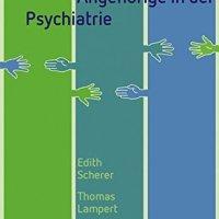 Angehörige in der Psychiatrie von Edith Scherer und Thomas Lampert