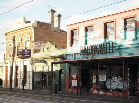"Fitzroy - ""the alternative and hipster suburb"""