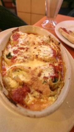 Cannelloni di Ricotta e Spinaci (