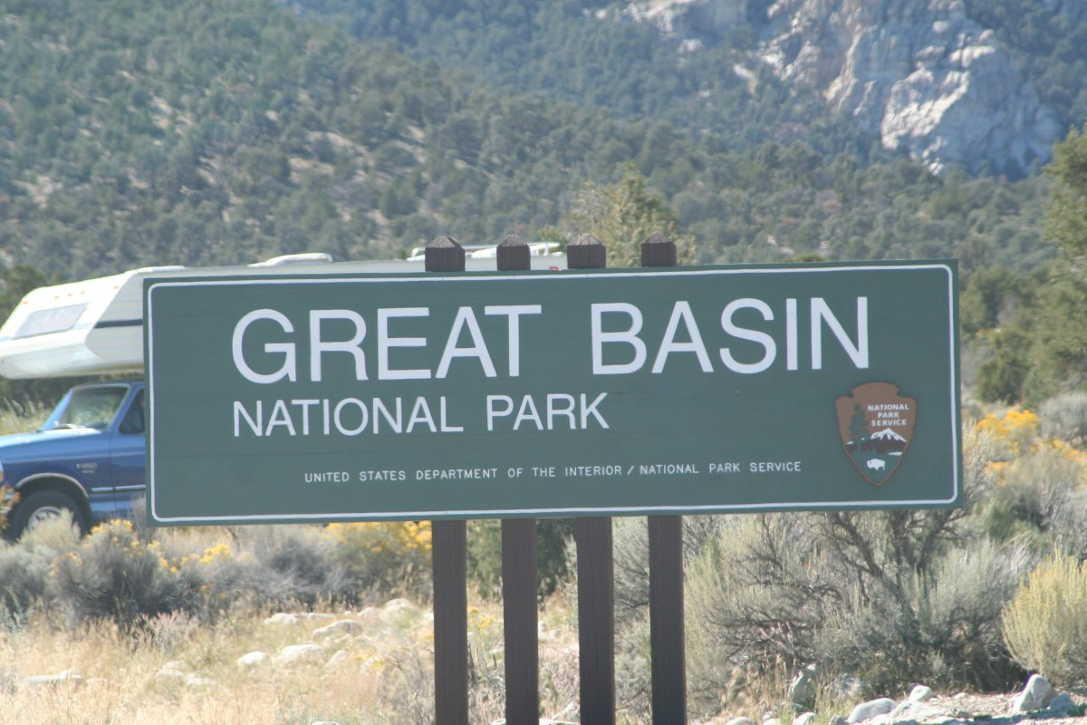 Great Basin NP (NV) - September 2013