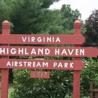Airstream Park (VA) - August 2014