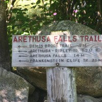 Arethusa Falls (NH) - Aug 2014