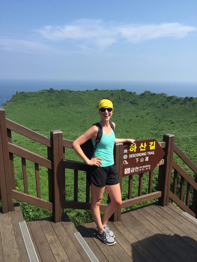 Jeju Island Seongsan Ilchulbong Success