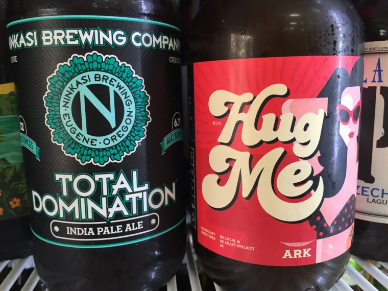 Conflicting Beer Labels