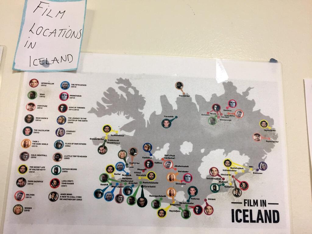 Egilsstadir Campground - Icelandic Film Sites