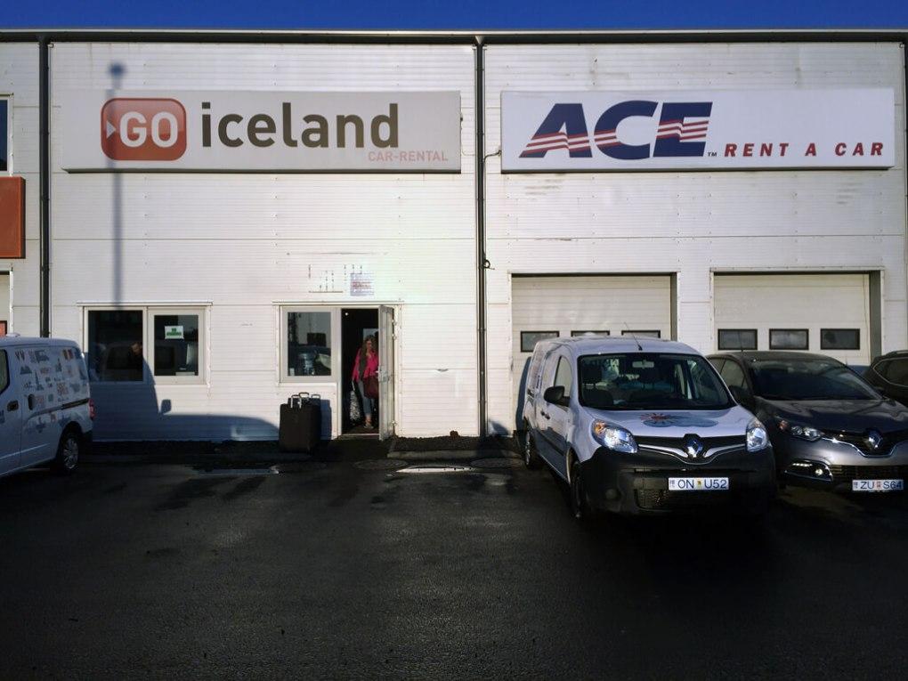 Icelandic Crappy Car Rentals