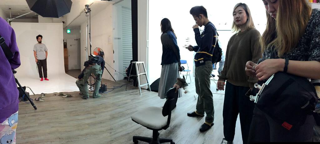 Japanese Photo Shoot Set
