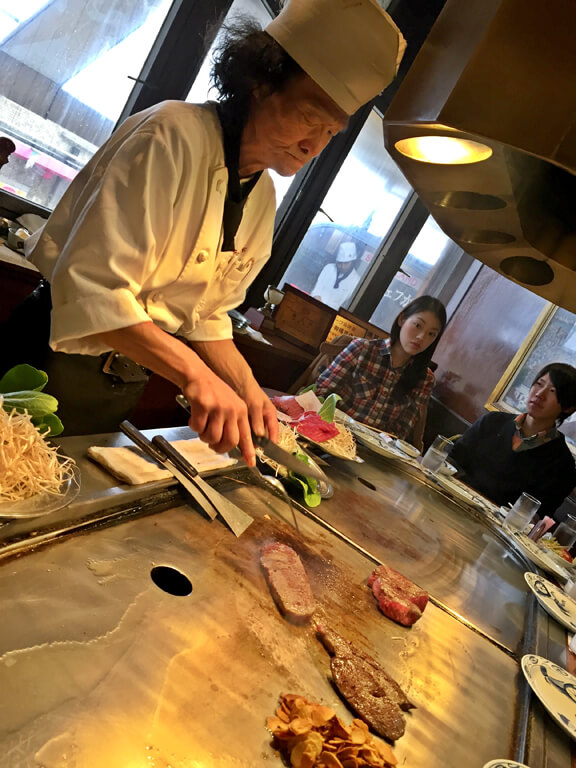 Japan's Delicious Kobe Beef Lunch Feast