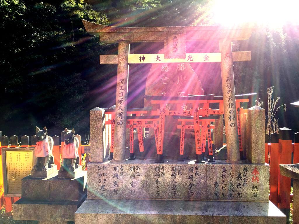 Japan's Fushimi Inari-Taisha Shrine
