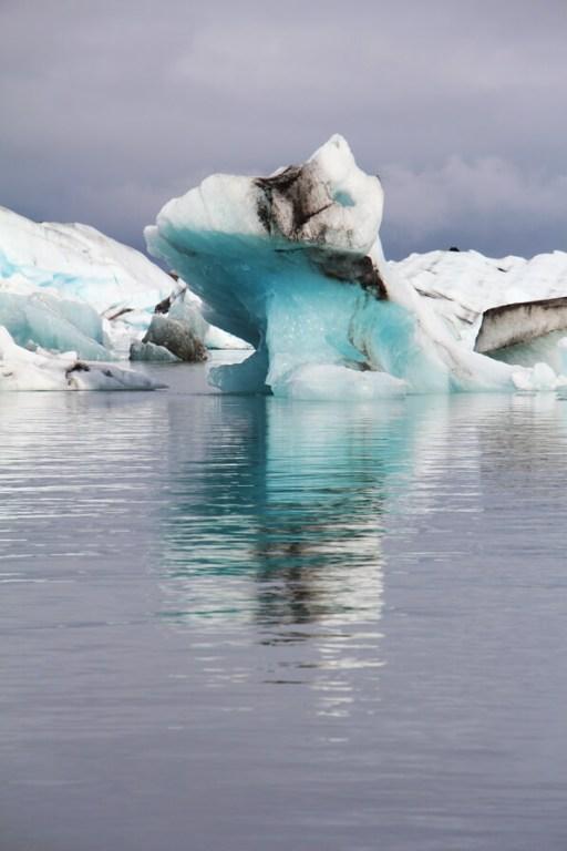Iceland Iceberg Portrait