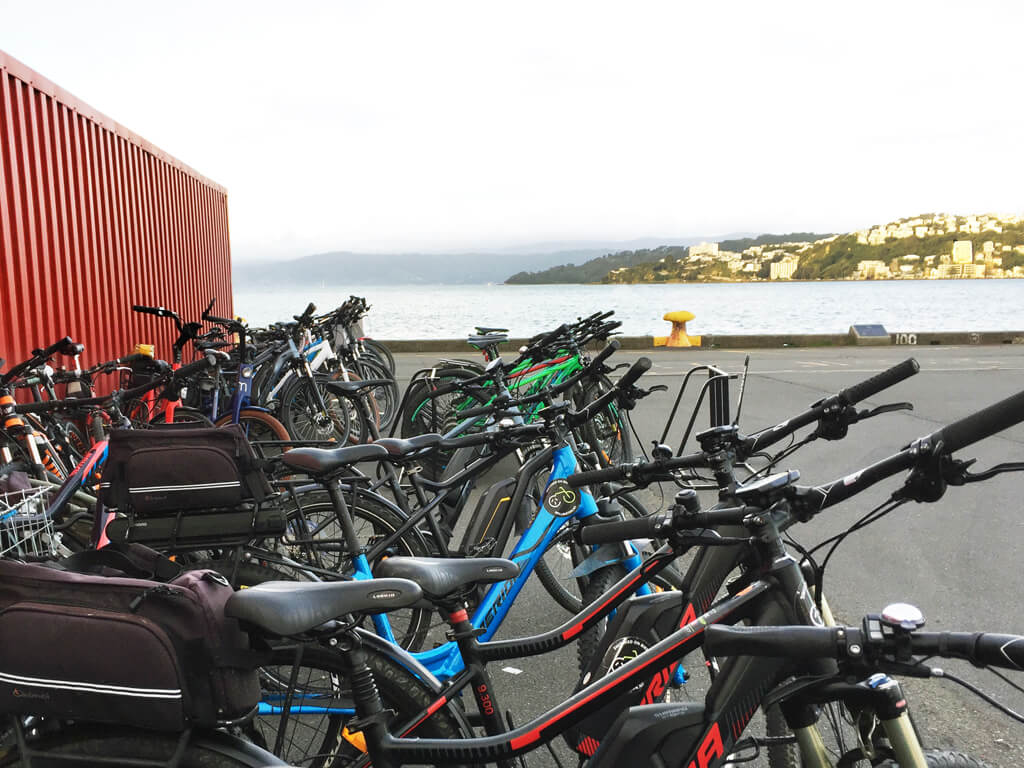 SwitchedOn Bikes Shop Wellington Waterfront