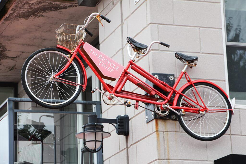 Halifax's Bicycle Thief Bicycle