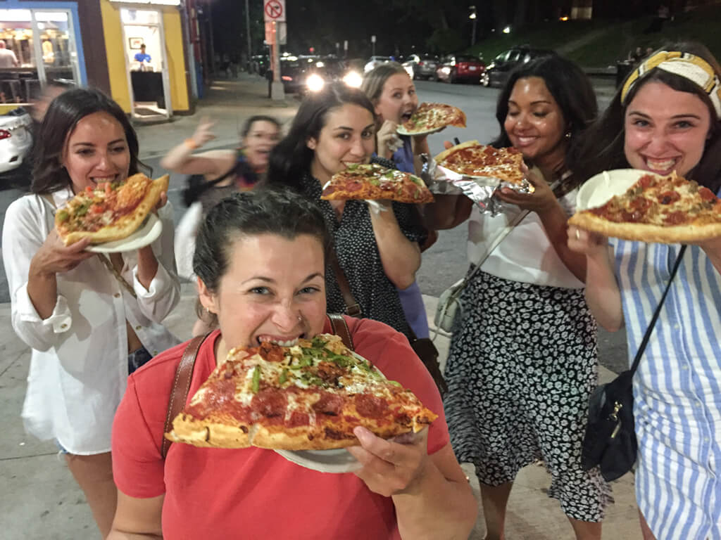 Halifax's Sicilian Pizza Babes