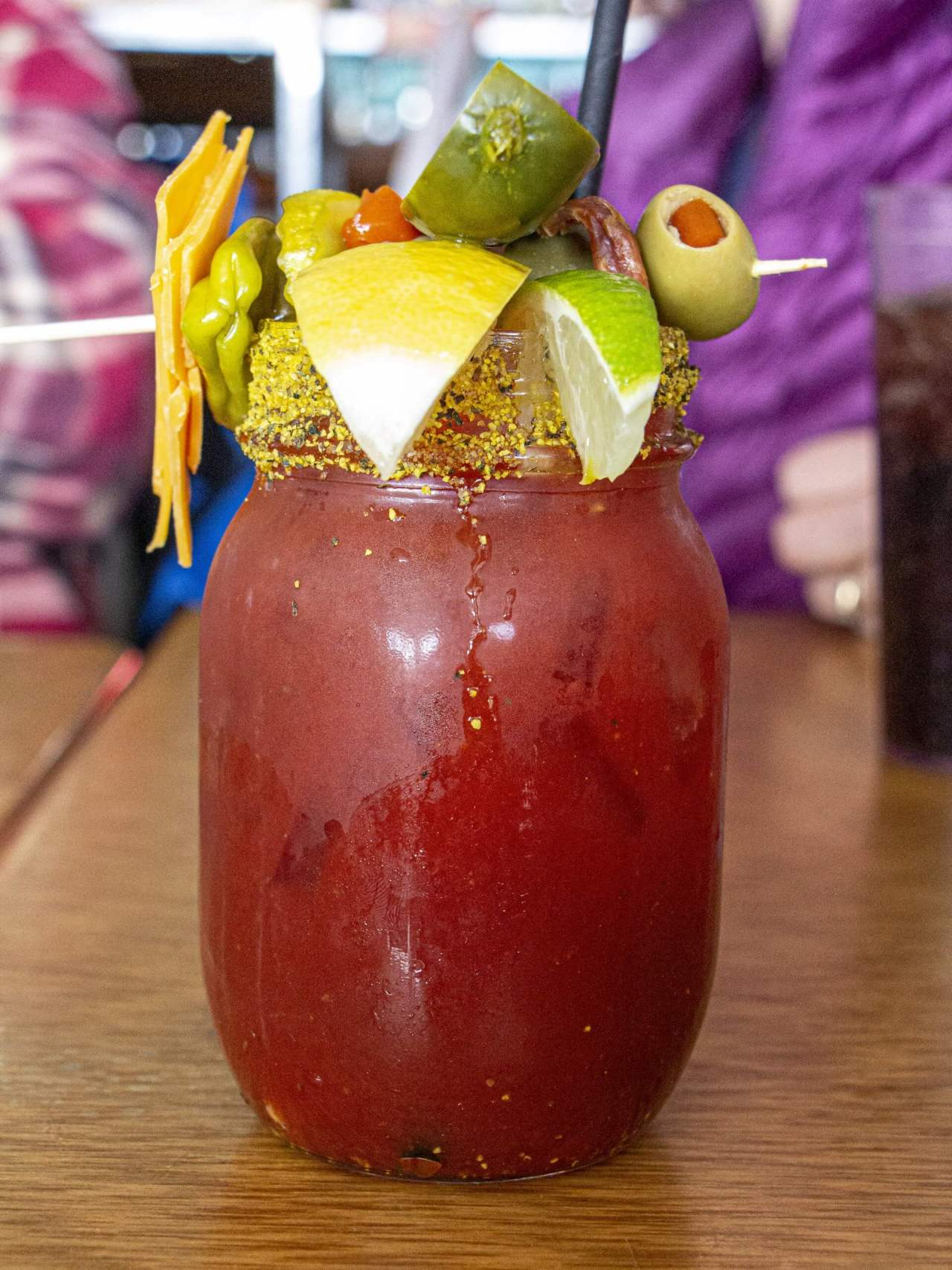 Norfolk County's Sandbar on the Beach Caesar