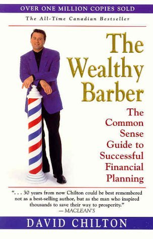 The Wealthy Barber Book Cover