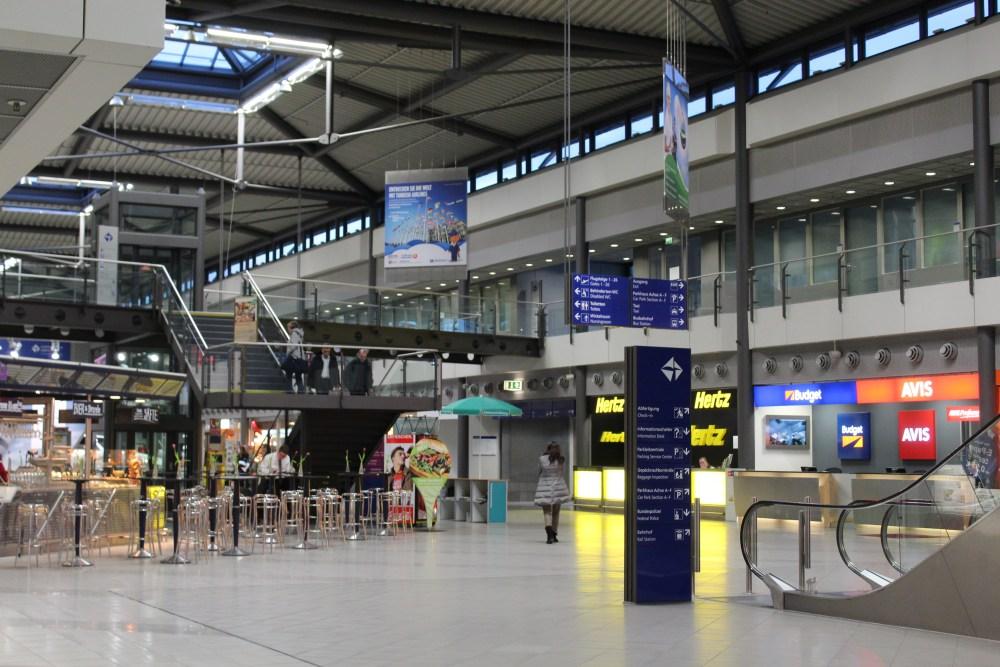 Leipzig airport