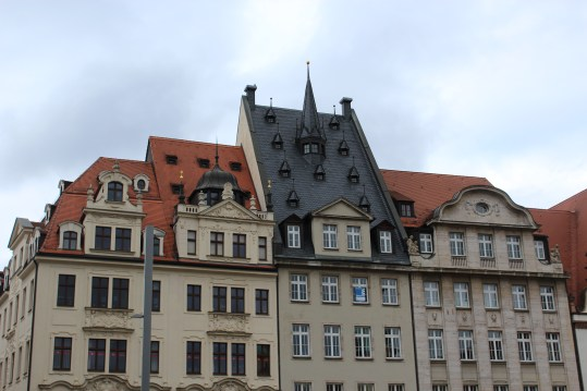 Baroque architecture throughout the city