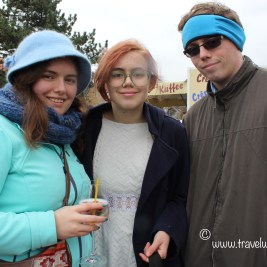 TWW - family fun at the cherry blossom fest
