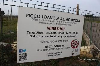 TWW - Piccoli Daniela - Verona Valpolicella wines
