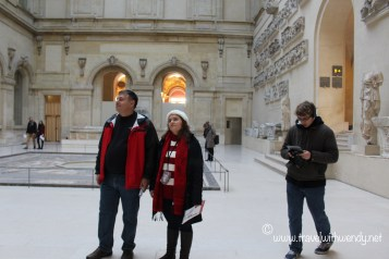 TWW - the Louvre