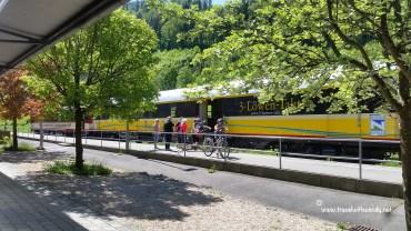 TWW - Beuron train