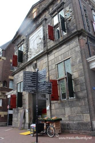 TWW - Gouda Tourism center - cheese museum